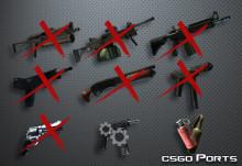 CS:GO Weapon Plugins