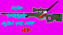 Make yourself awp in HD
