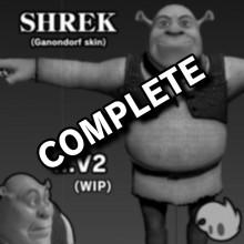 [WIP] Shrek V2