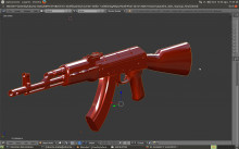 Y5´s Ak47 On BDS Textures