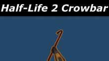 Half-Life 2 Crowbar
