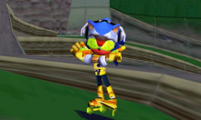 Jet Set Sonic/Beat Sonic