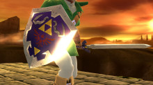 Ocarina of Time Link