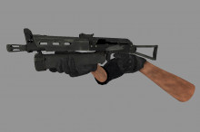 Slayer's PP-19Bizon