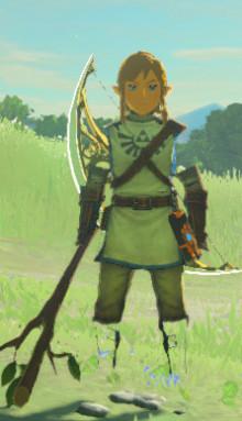 Trainee Link (Hyrule Warriors)