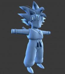 Yeah it's Kid Goku