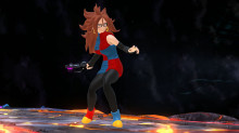 Android 21 (Dragon Ball FighterZ) Wip