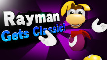 Rayman - Complete Character W/ Animations