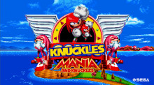 Knuckles Mania And Knuckles