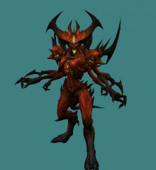 Diablo the Prime Evil (BOSS Plugin)
