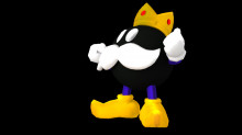 King Bob-Omb Moveset