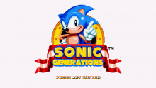 Sonic Generations Mania Community Project