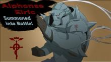 Alphonse Elric over Ganondorf