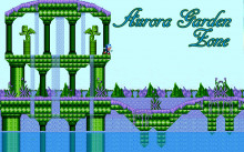 Aurora Garden;Original Level Mod