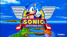 Sonic Re-Discovery