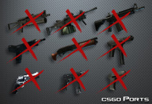 CS:GO Weapon Plugins