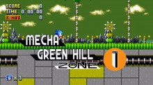 Mecha Green Hill (Stage Edit)