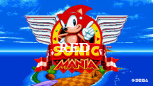 Red Sonic Mania