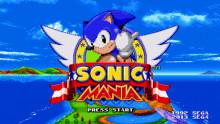 Sonic 2 Mania (Beta Release)