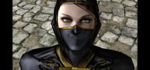 Umbra witch over Bayonetta