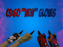 CS:GO Game file's Gloves