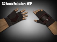 CS Hands Retexture