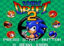 Drift Sonic Characters