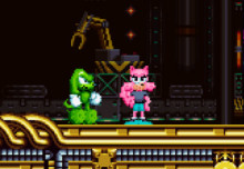 Snok Mania (Sonic Mania Repainted)
