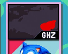 Sonic Mania : Forces Edition