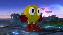 Here Comes Pac-Man