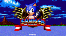 Sonic Mania CD [COMPLETE!]