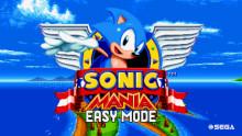 Sonic Mania (Easy Mode)