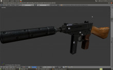 CZ Scorpion VZ-61 Hack, Rigging & Anims By BDS