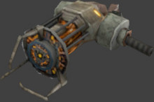 Gravity Gun In Team Fortress 2