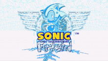 Sonic Frosted (SECOND LOOK)