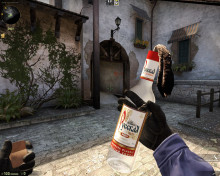 Vodka molotov