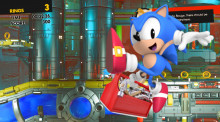 Classic Sonic Improvement Mod
