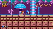 8BIT Sonic 2 Revamped