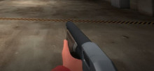 Half Life 1 Style Shotgun Animations for Soldier