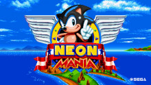 Neon the Hedgehog