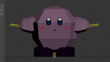Squeak Squad Metal Kirby