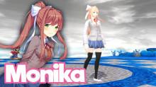 Monika (Doki Doki Literature Club)