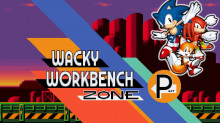 Wacky Workbench Zone