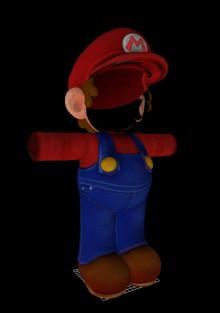 Super Mario Odyssey Model