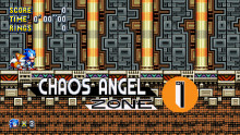 Chaos Angel Act 1