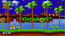 Sonic Pocket Mania
