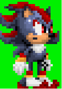 Sonic Mania, Shadow Edition