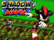 Shadow Mania (NOW WITH DEMO)