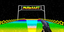 Rainbow Road N64