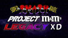 Super Smash Bros. Project M&M Legacy XD